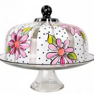 Daisy Cake Stand