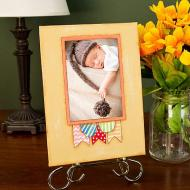 Bannered Photo Frame