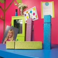 Giant Glitter Clothespins