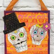 Day of the Dead Wall Décor