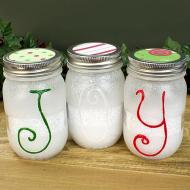 Christmas JOY Jars