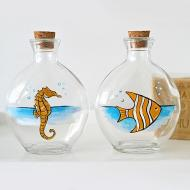 Marine Animal Bottles