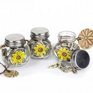 Sunflower Cruet Set