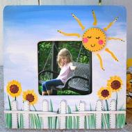 Sunflower Summer Frame
