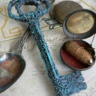 Created Antique Key