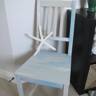 Watercolor Side Chair