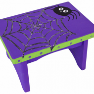 Spider Step Stool