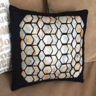 Geometric Art Pillow