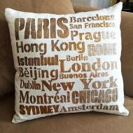 Ombre Travel Pillow