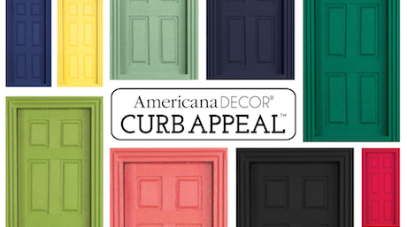Learn About Americana Decor Curb Appeal Paint
