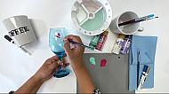 Art for Everyone - Beyond Basics - Painting on Glass