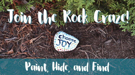Get Started Rock Painting and Hiding