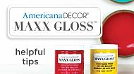 Tips for Using Maxx Gloss
