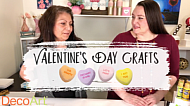 Last-Minute Valentine's Day Projects