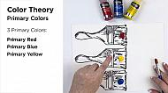 Art for Everyone - Art Basics - Color Theory with Primary & Secondary Colors