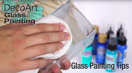f6c08b2183c Tips for Painting on Glass ...