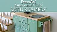 Learn About Americana Decor Satin Enamels