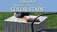 Learn About Americana Decor Color Stains
