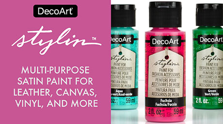 DecoArt Stylin: Learn More!